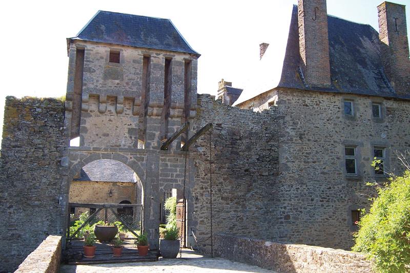 Les activités - Chateau-guyonniere