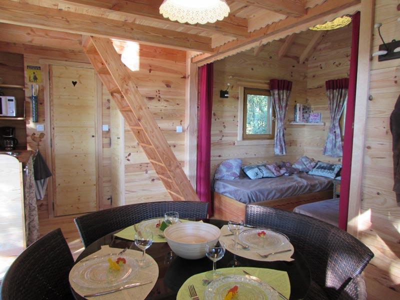Cabane Dans Les Arbres Deux Sevres Poitou Charentes