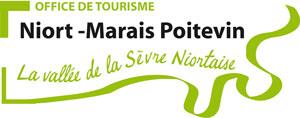 Logo office de tourisme de Niort
